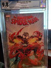 Amazing Spider-Man 800 Mayhew CGC 9.8 NM/M  Spider-Man #238 Homage High Grade!!