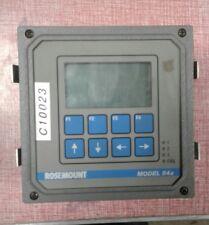 Rosemount 54EPH/ORP Analyzer Controller 115/120V 50/60Hz 10W UPS RED