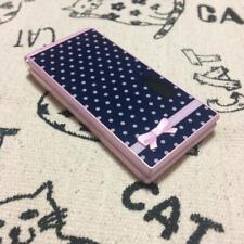 Docomo Fujitsu F-06D Style Series Pink Unlocked Flip Phone Good