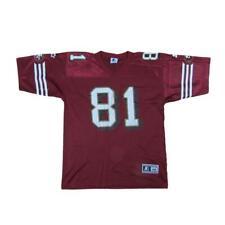 San Francisco 49ers Terrell Ownes Vintage Football Jersey Starter Sz 48