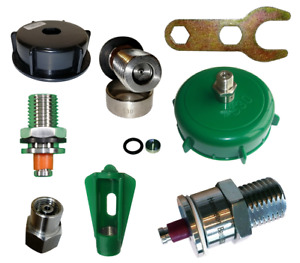 S30 Keg Barrel Spare Parts - 2'' 4'' Cap Tap O-Ring Valve Connector Home Brew