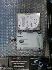 HARD DISK 500 gb   giga 5400 rpm + slitta per PS3 ultra slim cech-4xxx