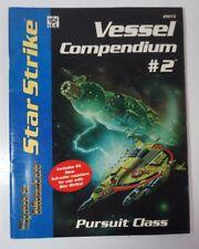 ICE Space Master Star Strike Vessel Compendium #2 Pursuit Class 9012