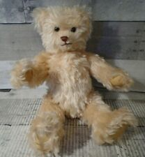 Rare Artist Bunker Hill Teddy Bear 14' Florence Gentemann blonde jointed Clean