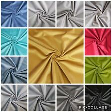 SMOOTH Upholstery Plush Velvet Soft Feel Luxury Quality Fabric Material Crafts