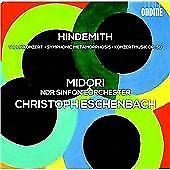 Paul Hindemith - Hindemith: Violonkonzert; Symphonic Metamorphosis; Konzertmusik (2013)