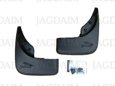 Jaguar X-Type Rear Mud Flap Splash Guard Set 2001-2008 C2S33912
