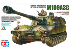 Tamiya 37022 Italeri New 1/35 German BUNDESWEHR Self-Propelled Howitzer M109A3G