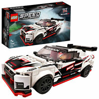 76896 LEGO Speed Champions Nissan GT-R NISMO Set 298 Pieces Age 7+