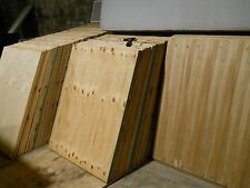 """300 PLYWOOD SHEETS,2 SIDES FINISH,7/8""""THICK,11 PLY,SIZE:44 3/4"""" X 37 1/4"""" X 7/8"""""""