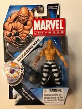Marvel Universe Absorbing Man 3.75 Action Figure Carded