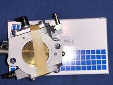 Walbro WG-5 carburetor modify for race