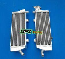 R&L aluminum radiator KTM SXF/SX-F 250 350 450 2011 2012 11 12
