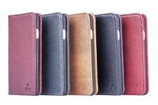 Snakehive HTC 10 Slimline Leather Wallet Folio Case w/Card Slots