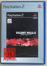 Silent Hill 2 Director's Cut (ps 2) USK 18