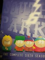 South Park Blu-Ray The Complete Season 6