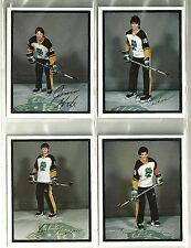 1985-86 London Knights 30-card Police Issue Hockey Set  Brendan Shanahan