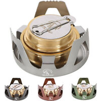 REDCAMP Survival Alcohol Stove Burner For Backpacking Hiking Camping Outdoor