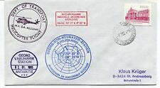 1985 Georg Von Neumayer Station Helicopter Flight Polar Antarctic Cover