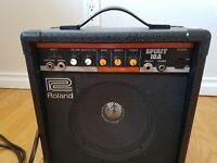 Roland spirit 10 guitar amp