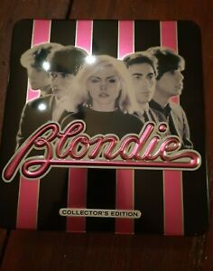 Blondie - Collectors Edition Tin - 3 CD Greatest Hits 2007 -