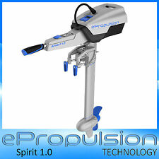 ePropulsion Spirit 1.0 Electric Outboard Short Shaft ✱Built in Battery✱1000w 3HP