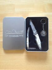Winchester 200th Commemorative Lock Back and Penknife set in Collector's Tin