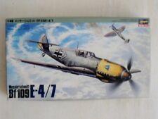 Hasegawa 1/48 J2 Messerschmitt Bf 109E-4/7