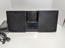 Logitech Audiostation S-0217A iPod AM/FM Clock Radio Speaker System