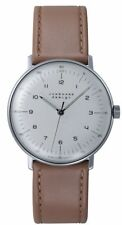 💎 RIVER EDGE JEWELERS Junghans 027/3701.00 Max Bill Hand-Winding Watch 💎