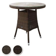 ovale gartentische aus rattan g nstig kaufen ebay. Black Bedroom Furniture Sets. Home Design Ideas