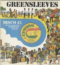 """Wailing Souls They Don't Know Jah / Sticky Stay RARE UK GREENSLEEVES 12"""" 1982"""