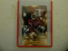 SCARCE 1994 USA CARD UNUSED CALLING CARD JERRY RICE AUTHENTIC AUTOGRAPH MINT!!!!