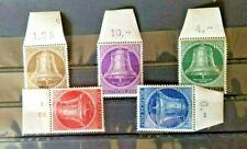 Berlin Nr. 101-105 postfrisch Oberrand