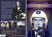 Strategic Air Command ~ New DVD ~ James Stewart, June Allyson (1954)