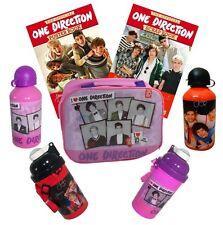 One Direction Caja de almuerzo Deportes Botella de bebida (metal o plástico) 1d Libros de actividades