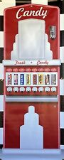 VINTAGE CANDY VENDING MACHINE STONER REPLICA PRINTED BANNER MURAL ART 2' X 5'