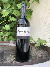 Neu! 6x0,75l Destino Rotwein aus Spanien leider mit koreanischem Rückenetikett
