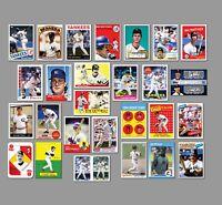 (27 Card Lot) Topps Style DON MATTINGLY Custom Artist Novelty Baseball Card Lot