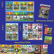 Motocross How To Techniques 2015 Everything  DVD Value Pack by Gary Semics