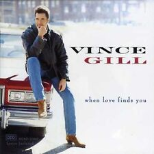 Vince Gill - When Love Finds You [New CD]