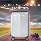 PVC Travel Luggage Suitcase Case Cover Waterproof Luggage Protective Cover