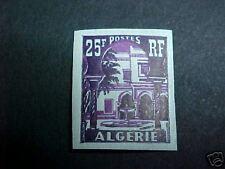 Algeria Scott #271 Lh Imperf Patio Of Bando Museum