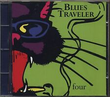 BLUES TRAVELER - Four - CD 1994 NEAR MINT CONDITION