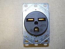 Power Outlet 30A 250V Flush Mount 2P 3W
