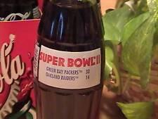 Super Bowl II coke bottle