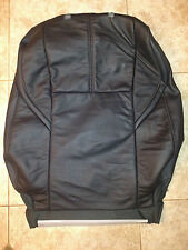 2013 Toyota Avalon Factory Original Black Leather Seat Cover (Front Upper Seat)