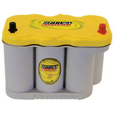 OPTIMA YELLOW TOP D27F DEEP CYCLE QUALITY BATTERY -BRAND NEW FRESH STOCK 3YR-WAR