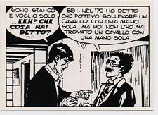 STICKER DYLAN DOG official stickers vignette in bianco e nero