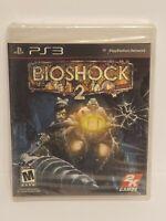 BioShock 2 (Sony PlayStation 3, 2010) NEW SEALED